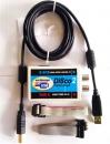 USB-осциллограф DISCO-2 с разборными щупами