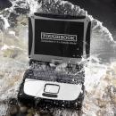 Защищённый ноутбук Panasonic CF19+Euroscan